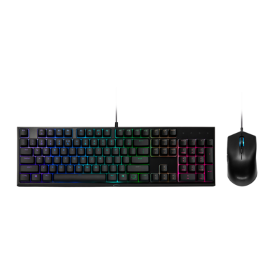 kit Cooler Master MS111 TECLADO + MOUSE